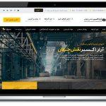طراحی تخصصی وب سایت