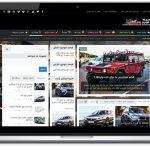 طراحی سایت مجله خودرو