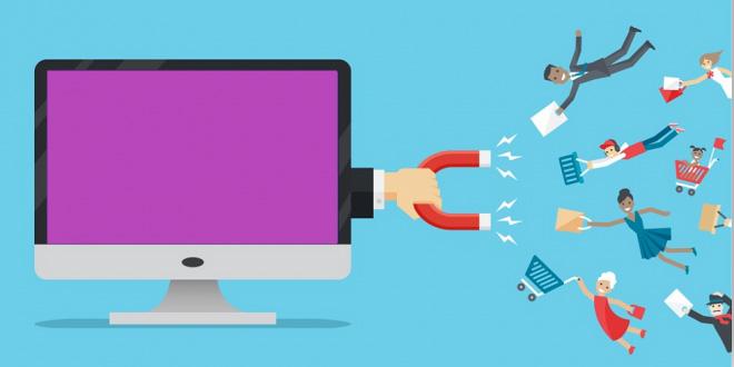 تکنیک های جذب مشتری در فضای مجازی