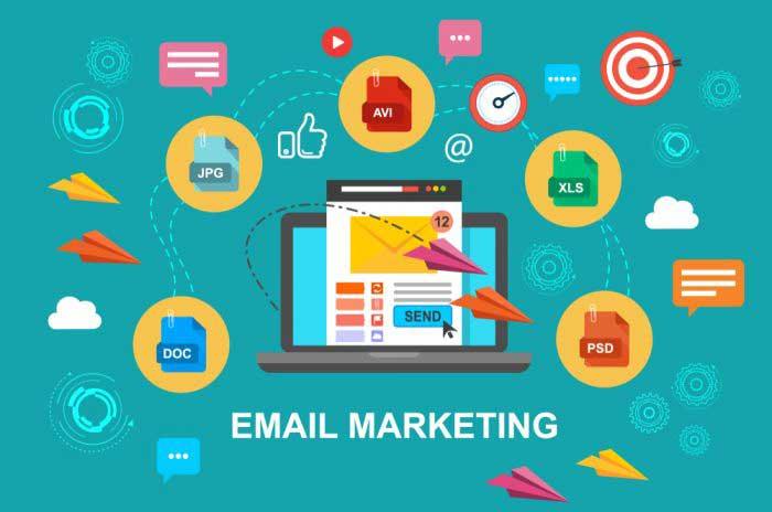 چگونگی بازاریابی از طریق ایمبل