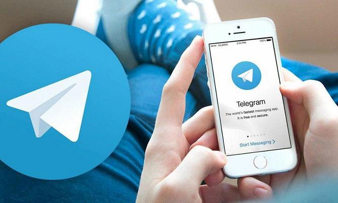 تبلیغات با پروکسی تلگرام