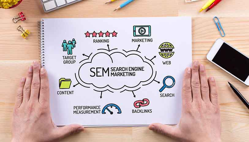چگونگی بازاریابی موتور جستجو